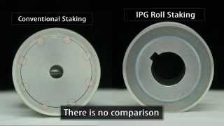 IPG Roll Flanging