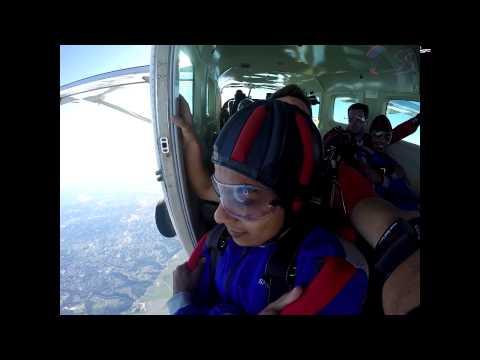 Ashish Garg's Tandem skydive!