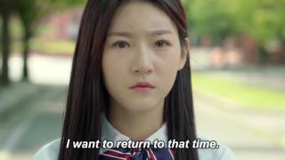 To Be Continued Trailer #2   Starring Kim Sae Ron and Cha Eun Woo   Sept 10 on DramaFever! 3
