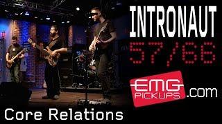 Intronaut performs