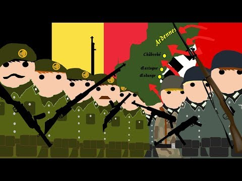 """Resist and Bite"" - The Chasseurs Ardennais and the Battle of Belgium in 1940"