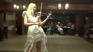 Ксения - Электро Скрипка