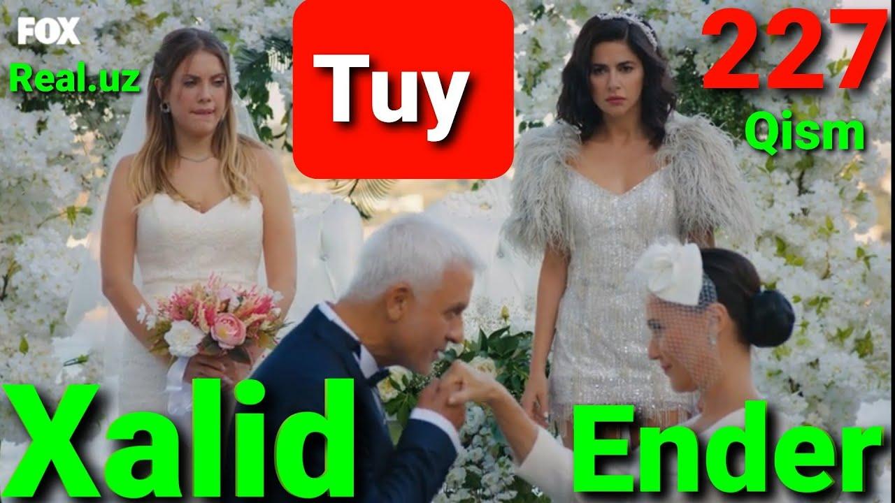 Qora Niyat 227 qism uzbek tilida turk filim кора ният 227 кисм