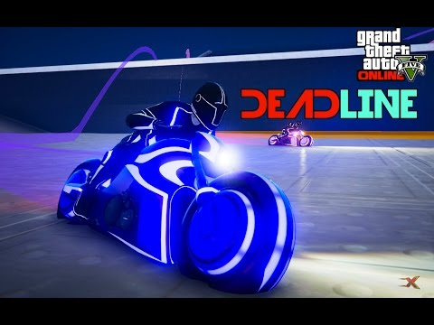 GTA 5 : LET'S PLAY DEADLINE LIVE (TRON)