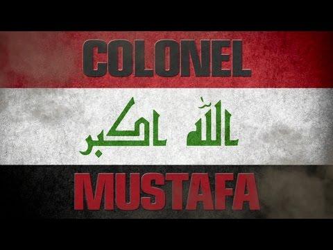 Colonel Mustafa's WWE 2K16 Titantron Entrance Video [HD]