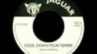 Linval Thompson - Cool Down Your Temper (discomix)