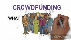 Crowd funding, fundraising, debt based crowdfunfunding