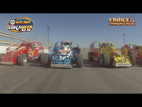 2015 NAPA Auto Parts Super DIRT Week | Ride Along in the Syracuse 200!