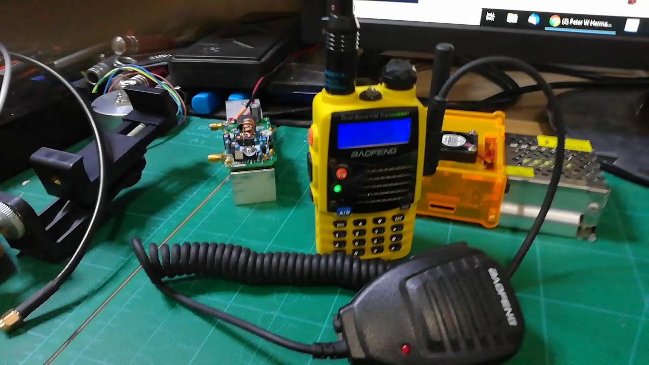 Amateur Radio – Rob's Blog