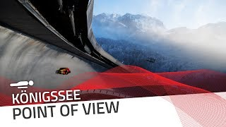 KÖnigssee | Skeleton Point Of View | IBSF Official
