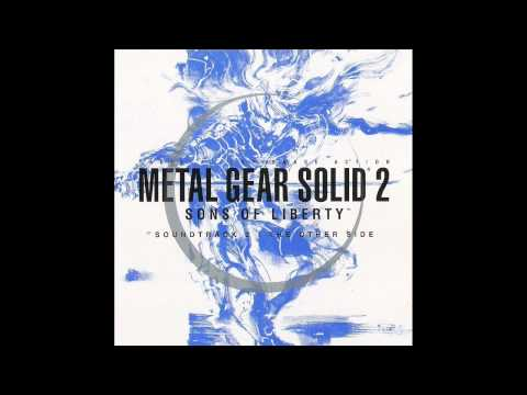 Metal Gear Solid 2: Sons of Liberty The Other Side (PS2/PC/Xbox) Complete.