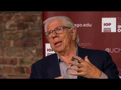 A Discussion with Carl Bernstein