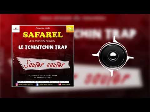SAFAREL OBIANG   SAUTER SAUTER   HD Audio Officiel TCHINTCHIN TRAP