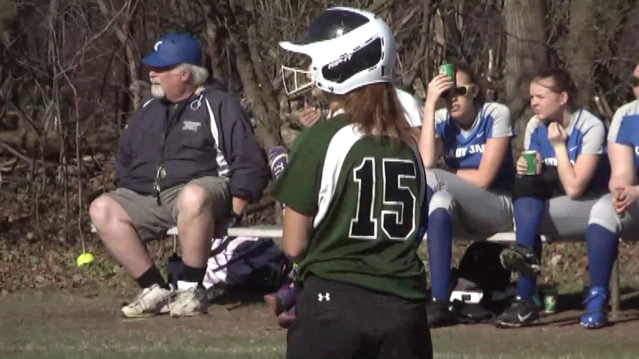 Chazy - Johnsburg Softball  4-28-17