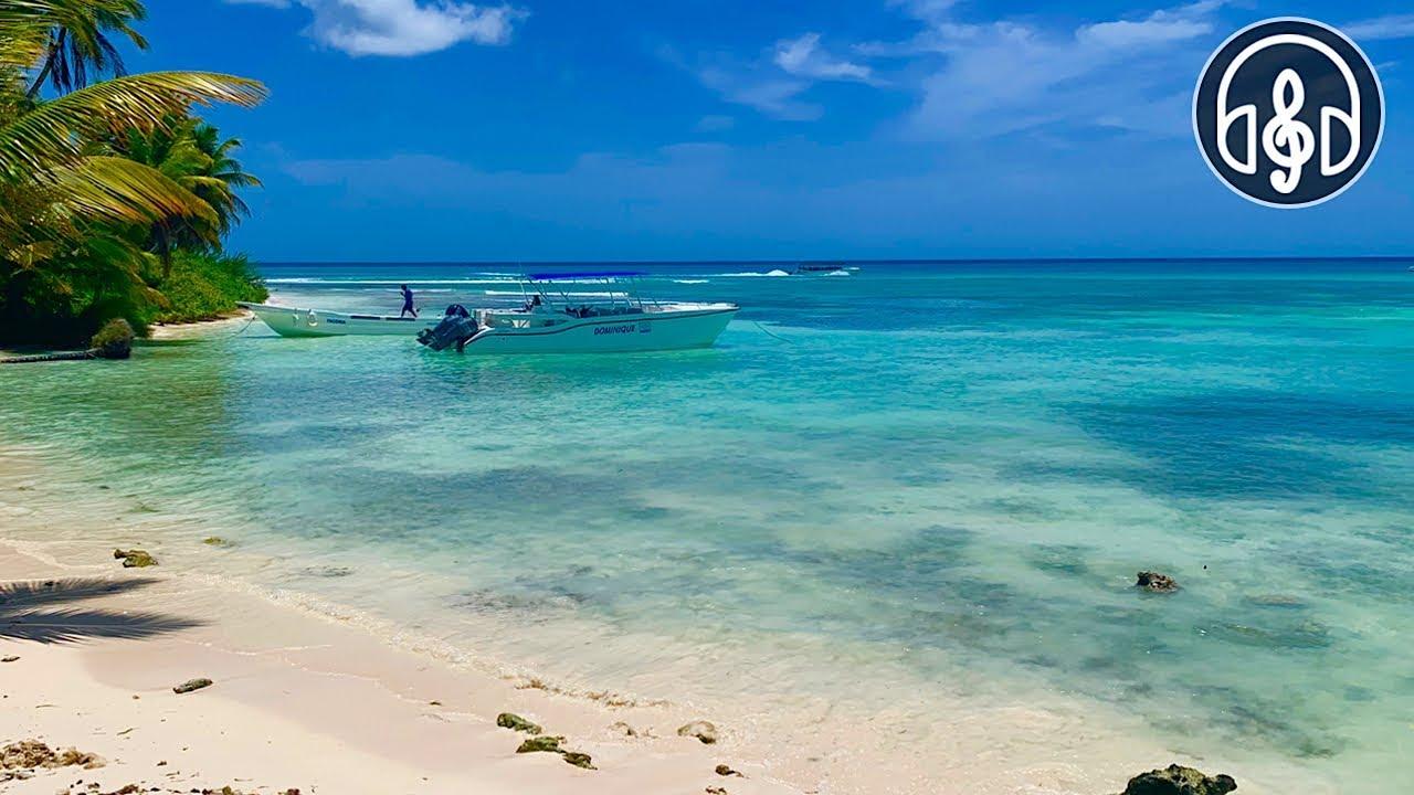 Расслабляющий Отдых под Нежные Звуки Волн на Райском Острове Саона