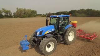 Precyzyjne rolnictwo PLM: Autopilot Motor Drive