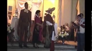 LLEGADA DE LA VIRGEN DE GUADALUPE A SAN LUIS DEL PALMAR