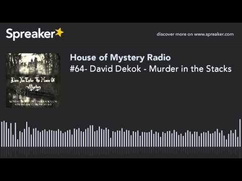 #64- David Dekok - Murder in the Stacks