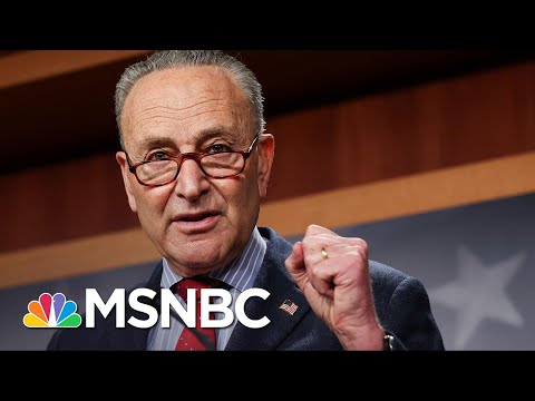 Only Congress Can Save US Democracy From GOP Attack: Voting Rights Attorney | Rachel Maddow | MSNBC
