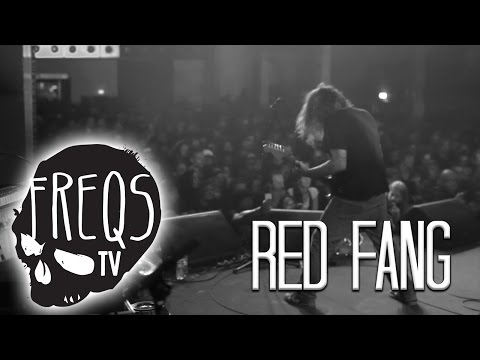 RED FANG HEADLINES DESERT FEST BERLIN & OTHER STORIES // Ghosts of the Road
