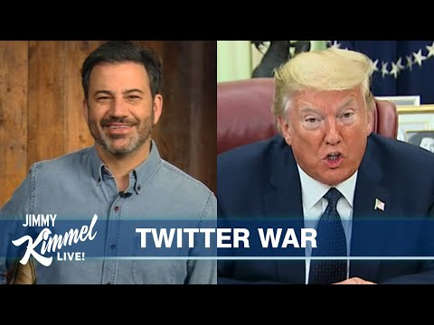 Jimmy Kimmel's Quarantine Monologue – Trump Wants to SHUT DOWN Twitter