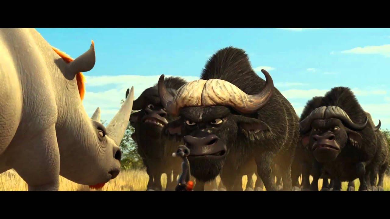 animales ataque united animals al trailer