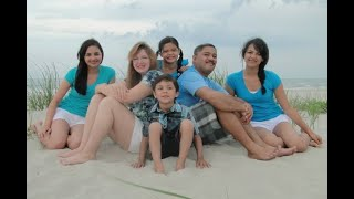 Pinoy guy marries American gf lives happy E.A. with kids