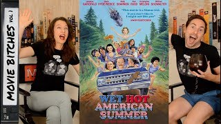 Wet Hot American Summer | Movie Review | MovieBitches RetroReview Ep 20