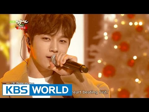 INFINITE (인피니트) - Joy To The World / Love Letter (러브레터) [Music Bank Christmas Special / 2015.12.25]
