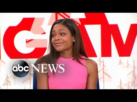 Collateral Beauty | Naomie Harris Interview