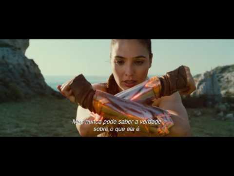 Mulher-Maravilha – Trailer Legendado Português