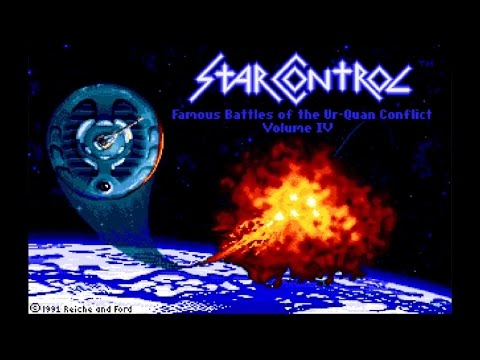 Star Control - Melee for 87 Minutes