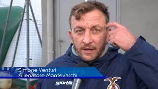 Serie D Prato-Aquila Montevarchi 1-2