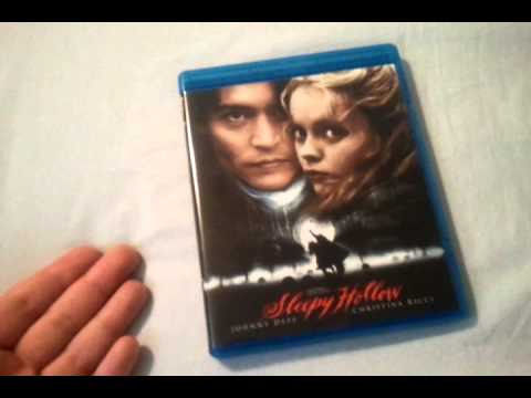 Sleepy Hollow (1999) - Blu Ray Review and Unboxing