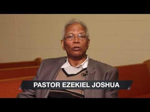 Pastor Ezekiel Joshua - Testimony