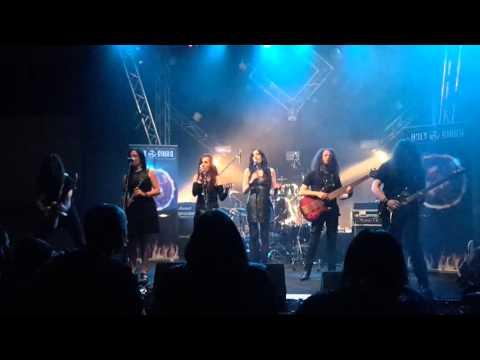 Holy Shire - Midgard - DAGDA Live Club RockLand Fest 2 Borgo Priolo (PV)  07/05/16