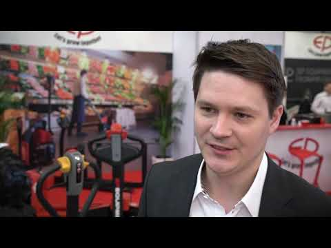 EP Equipment At LogiMAT 2019 - Whats New? Li-Ion Trucks And & Order Picker