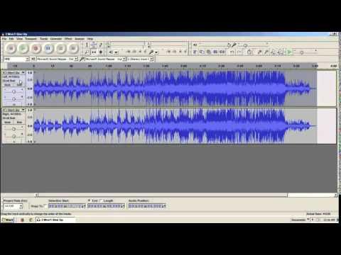 Cara Membuat Lagu Mp3 Menjadi Karaoke With Audacity Youtube