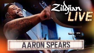 Zildjian LIVE! - Aaron Spears