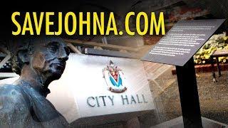 Help save the statue of Sir John A Macdonald! | David Menzies
