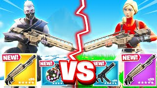 Legendary INFANTRY RIFLE *NEW* SCORECARD Game Mode In Fortnite Creative