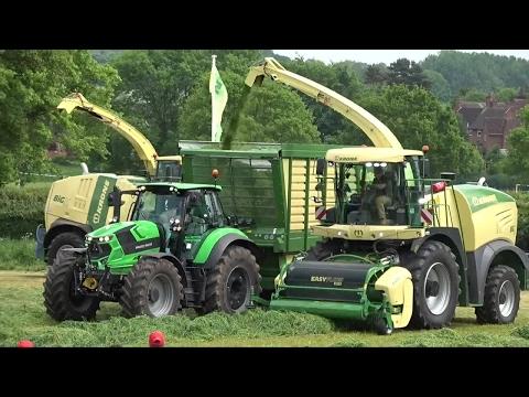 Best farm kit from Grassland & Muck 2017