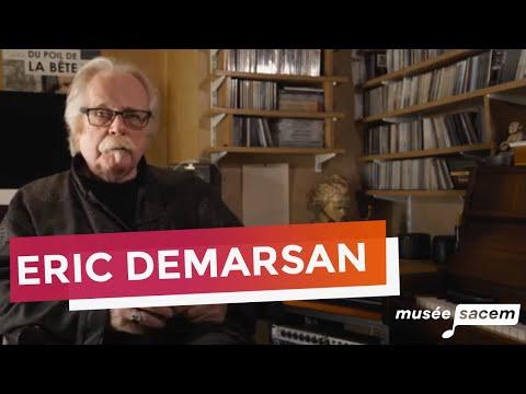 Eric Demarsan - Les coulisses de la création