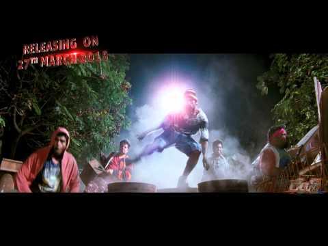 Rey Movie Release Date Teaser    Sai Dharam Tej, Saiyami Kher, YVS Chowdary
