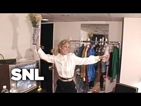 Hallway Real Dressing Room - Saturday Night Live