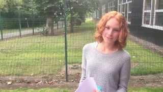 A-level results: Ella Hughes, at Minster School, Southwell