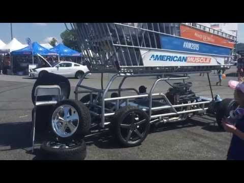 American Muscle Car Show 2015