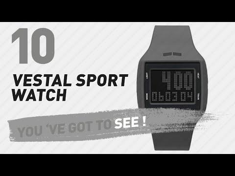 Vestal Sport Watch For Men // New & Popular 2017