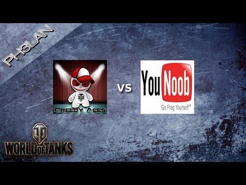 World of Tanks - 3v3 ACE EU CUP 15 (Greedy Aces vs. Ich, Du Und Ein Noob)
