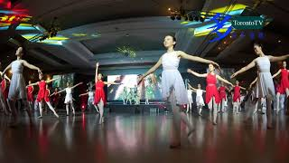 20171028, Chinese Canadian Legend, 紅楓傳奇